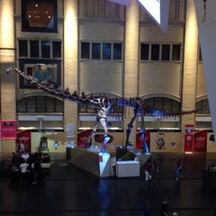 Photo taken at Royal Ontario Museum - ROM Governors by Luiz V. on 8/18/2014