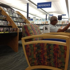 Photo taken at Maribelle M. Davis Library by Susan P. on 8/21/2013