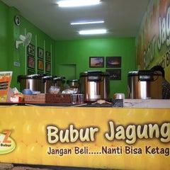 Photo taken at Bubur Jagung by Chelsea M. on 3/20/2015