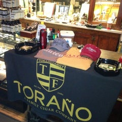 Photo taken at OK Cigars by Ryan R. on 11/10/2012