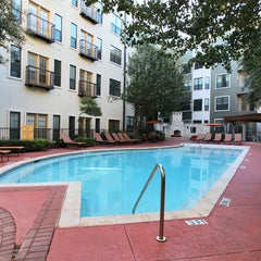 Photo taken at 404 Rio Grande Apartments by 404 Rio Grande Apartments on 8/15/2014