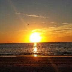 Photo taken at Tiki Gardens Beach Spot by Diane C. on 12/19/2013