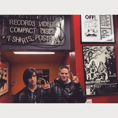 Photo taken at Generation Records by Franky A. on 4/3/2015