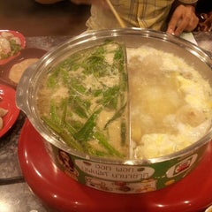 Photo taken at Hot Pot Inter Buffet by Cherry K. on 7/20/2013