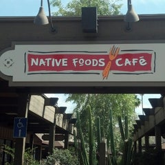 Photo taken at Native Foods by Darren S. on 5/4/2013