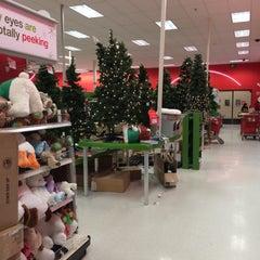 Photo taken at Target by Ellen M. on 12/26/2015