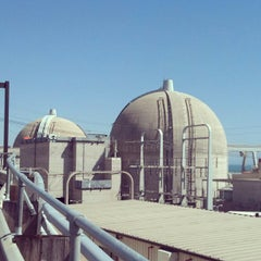 Photo taken at San Onofre Nuclear Generating Station by Andrew P. on 5/3/2013