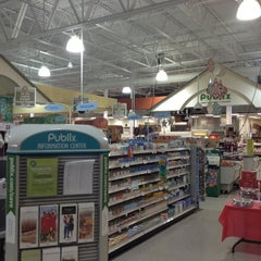 Photo taken at Publix by Christian G. on 12/28/2012