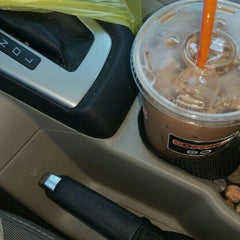 Photo taken at Dunkin Donuts by Randee C. on 10/13/2015