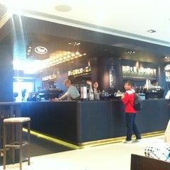 Photo taken at Fuel Espresso by Jasmine S. on 12/9/2012