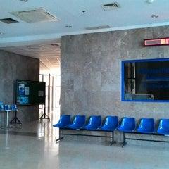 Photo taken at Universitas Al Azhar Indonesia by Riana A. on 2/15/2015