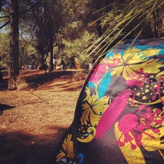 Photo taken at Lisboa Camping by César G. on 7/27/2012
