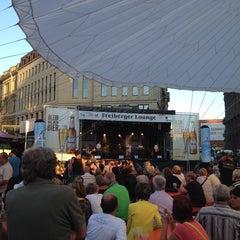 Photo taken at Burgplatz by Hendrik B. on 6/6/2014