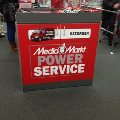 Photo taken at Media Markt by Rick on 1/19/2013