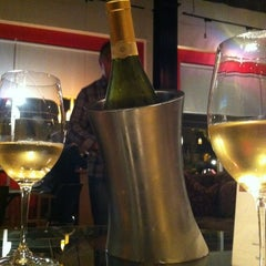 Photo taken at Alcove Wine Bar by Christy R. on 11/17/2012