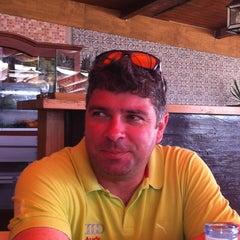 Photo taken at Chiringuito La Ola Bar by Mercedes on 8/4/2013