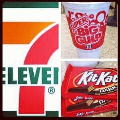 Photo taken at 7-Eleven by Carter M. on 10/10/2012
