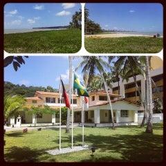 Photo taken at Cabo Branco by Alexsandro O. on 2/5/2015
