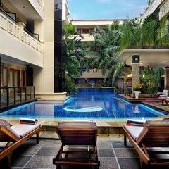 Photo taken at Aston Tuban Inn Bali by Aston Tuban Inn Bali on 8/27/2014