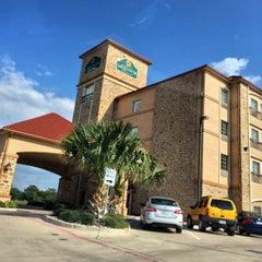 Photo taken at La Quinta Inn & Suites Dallas Grand Prairie South by Nummy M. on 9/8/2014