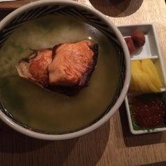 Photo taken at Gen Restaurant by Clarice M. on 4/20/2015