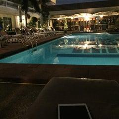 Photo taken at Windmill Resort Hotel by JeJi T. on 1/10/2015