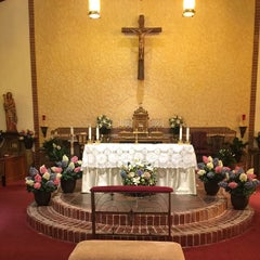 Photo taken at St. Raymond Catholic Church by Carolina S. on 4/11/2015