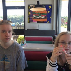Photo taken at Burger King by Tricia R. on 7/25/2015
