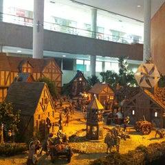 Photo taken at Ayuntamiento de Alcobendas by Esther on 12/19/2012