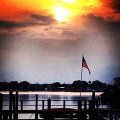 Photo taken at Shell Key Preserve by Fred S. on 5/25/2014