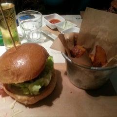 Photo taken at Ham Holy Burger by Ylenia M. on 3/9/2013