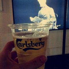 Photo taken at Carlsberg by Laura B. on 11/22/2015