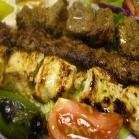 Photo taken at Shish Mediterranean Cuisine - Taste of Istanbul by Shish Mediterranean Cuisine - Taste of Istanbul on 8/26/2014