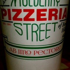 Photo taken at Mulberry Street Pizzeria by Chris S. on 6/28/2014