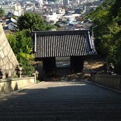 Photo taken at 御袖天満宮 by やこ  . on 9/7/2014