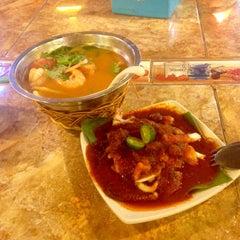 Photo taken at Restoran Norsiah Tom Yam Seafood by SeReNe on 6/15/2015