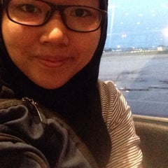 Photo taken at Gate A6 by Faza F. on 9/2/2014