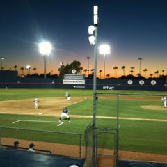 Photo taken at Hi Corbett Field by Dave S. on 3/13/2013