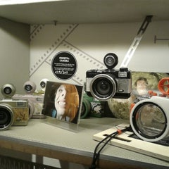 Photo taken at Lomography Gallery Store by Anizio S. on 7/9/2013
