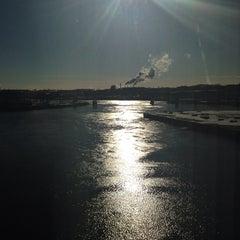 Photo taken at Hilton Saint John by Frank D. on 3/10/2014