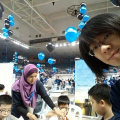Photo taken at Subterranean Penang International Convention & Exhibition Centre (SPICE) by Lilian T. on 11/15/2015