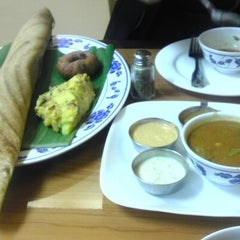 Photo taken at India Chaat Cuisine by Romero on 10/25/2012