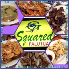 Photo taken at G Squared Paluto Restaurant by Jhamaella Chu L. on 11/22/2014