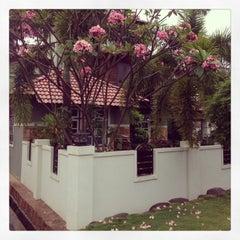 Photo taken at Taman Tunku Sarina by Fitri A. on 2/25/2013