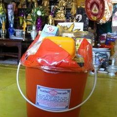 Photo taken at วัดทองใน (Wat Thongnai) by Tananyos C. on 12/9/2012