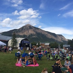 Photo taken at Crested Butte Center for the Arts by Cyndi S. on 7/15/2014