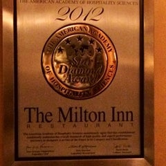 Photo taken at Milton Inn by Rob S. on 7/4/2014