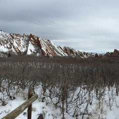 Photo taken at Roxborough State Park by Jake P. on 1/3/2015