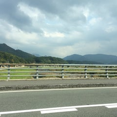 Photo taken at メルヘン大橋 by 54 on 10/26/2014