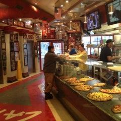 Photo taken at La Nova Pizzeria by Lou The Chef on 2/10/2013
